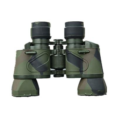 leeww Télescope jumelles 50x 50Jumelles non-IR Vision nocturne de haute définition