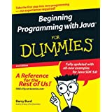 Beginning Programming with Java For Dummiesby Barry Burd