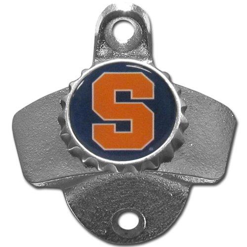 - NCAA Syracuse Orange Wall Mounted Bottle Opener