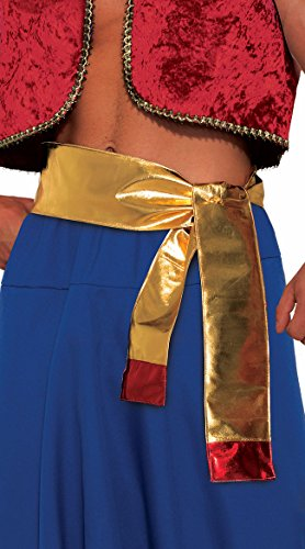 Halloween Costumes 1 Year Old Uk (Forum Novelties Desert Prince Sash (gold) Standard)