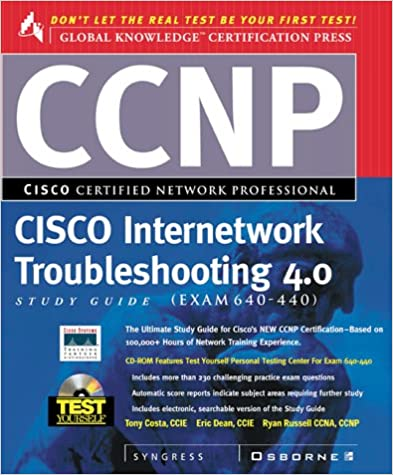 Ccnp Cisco Internetwork Troubleshooting Study Guide 4 0