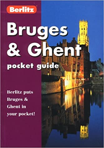 Book Bruges and Ghent (Berlitz Pocket Guides)