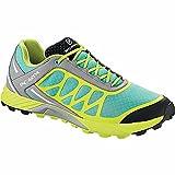 SCARPA Women's Atom WMN Trail Running Shoe Trail Runner, Lagoon/Lime, 39 EU/7.5 M US