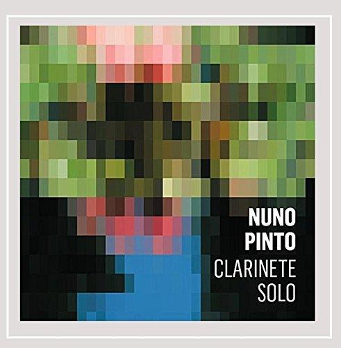 Nuno Pinto Clarinete Solo [Importado]