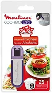 Moulinex Fresh XA600511 Cookeo ingresos USB Flash Drive: Amazon.es ...