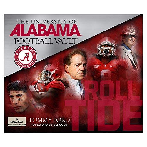 University of Alabama Football Vault