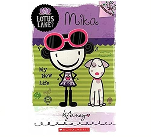 Lotus Lane Girl's Club - 4 Mika : My New Life