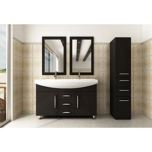 JWH Living Celine Double Bathroom Vanity