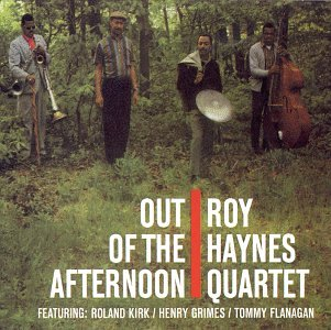 「ROY HAYNES / OUT OF THE AFTERNOON」の画像検索結果