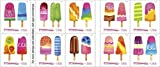 Frozen Treats - 2018 USPS Forever First Class Postage Stamp Scratch-and-Sniff Sheets U.S. Forever 50 Cents - Booklet of 20 Stamps (1 Booklet (20 Stamps))