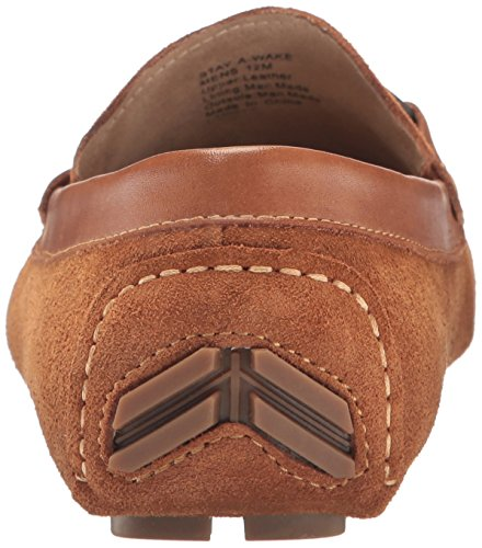 Kenneth Cole Reaction Men's Stay a-Wake Slip-on Loafer Rust QICGjDD6F
