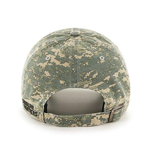db804f2f0 Carolina Panthers Digital Camouflage Hat – Football Theme Hats