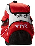 TYR Alliance Team II Backpack, Red/White