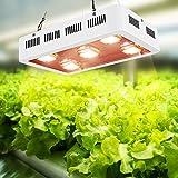 FSGTEK 1500 Watt X5 COB LED Grow Light UV Full