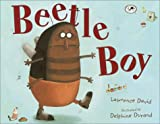 Beetle Boy, Lawrence David, 0440414423