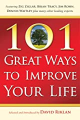 101 Great Ways to Improve Your Life Paperback