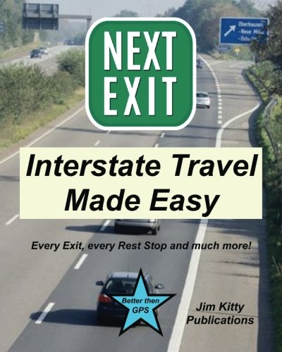 Next Exit - Interstate travel made easy. Every exit and rest stop listed!