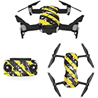 Waterproof Stickers Decal for Drone DJI Mavic Air Kit - Includes Drone Skin, Remote Controller Skin and Battery Skins (SL02)