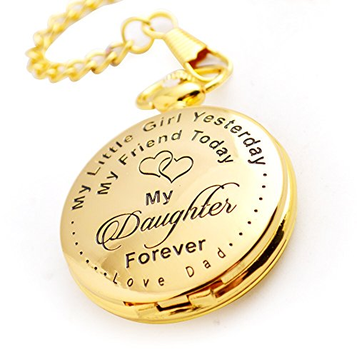 memory gift shop To Daughter - Love Dad Little girl yesterday, my friend today, my daughter forever, gift for daughter