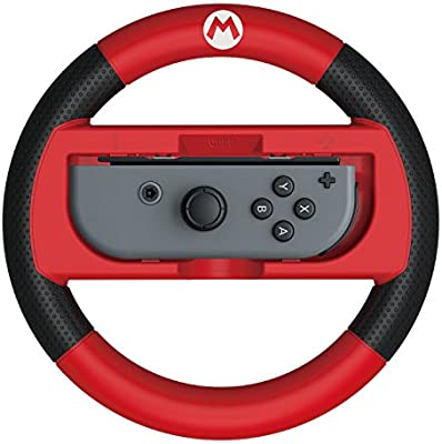 Hori - Volante Mario Kart 8 Deluxe (Nintendo Switch): Amazon.es ...