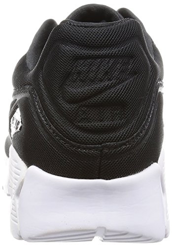 white Black Zapatillas Running Negro para Nike Air Black Mujer de MAX W 90 Negro Ultra Plush xqAZaCwA