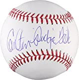 Carlton Fisk Boston Red Sox Autographed Baseball with Pudge Inscription - Fanatics Authentic Certified