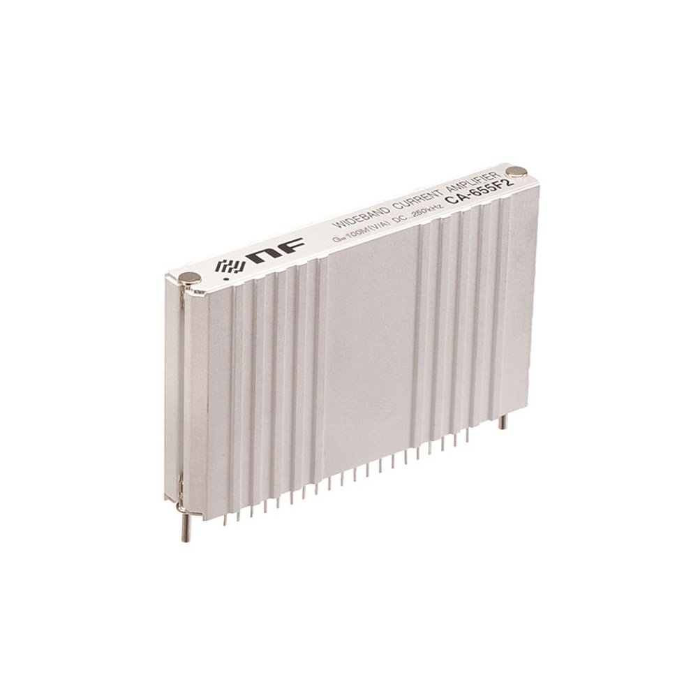 Wideband Current Amplifier CA-655F2 NF Corp DC to 250kHz