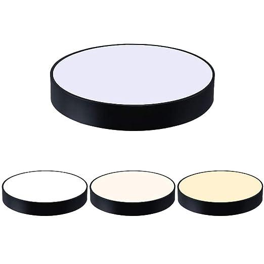 72 W sin niveles regula – Lámpara de techo redonda led Modern Fácil Estilo Acrílico Material