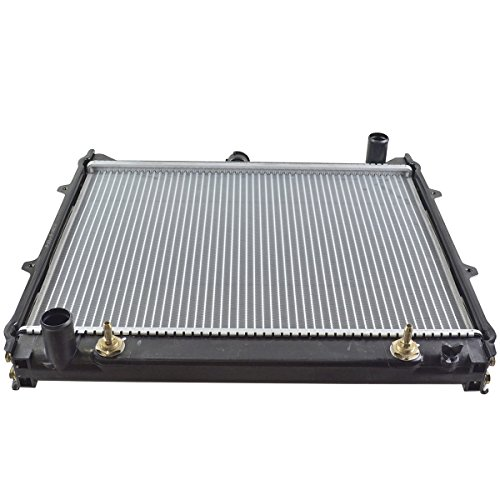 Pickup Truck Car Radiator (Radiator Assembly Aluminum Core Direct Fit for Toyota Pickup Truck 4Runner)