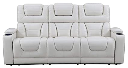 Magnificent Amazon Com Global Furniture Usa Transformer Power Sofa In Ocoug Best Dining Table And Chair Ideas Images Ocougorg