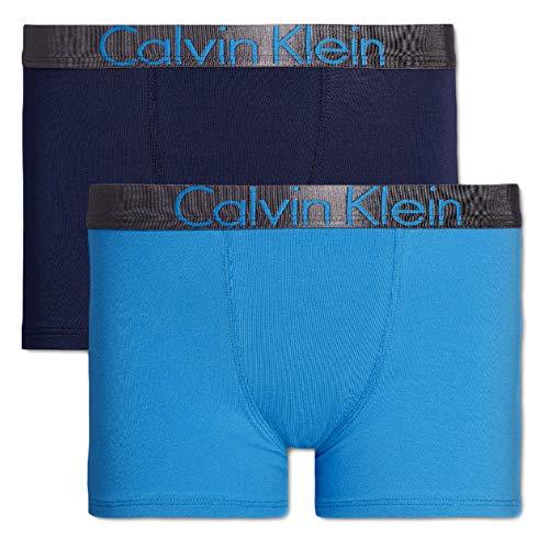 Blue Cloisonne Klein Ragazzo Calvin Boxer Shadow 07f7qH