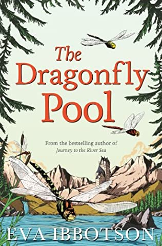 book cover of The Dragonfly Pool