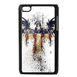 Bald Eagle on US American Flag FOR IPod Touch 4th GHLR-T376474