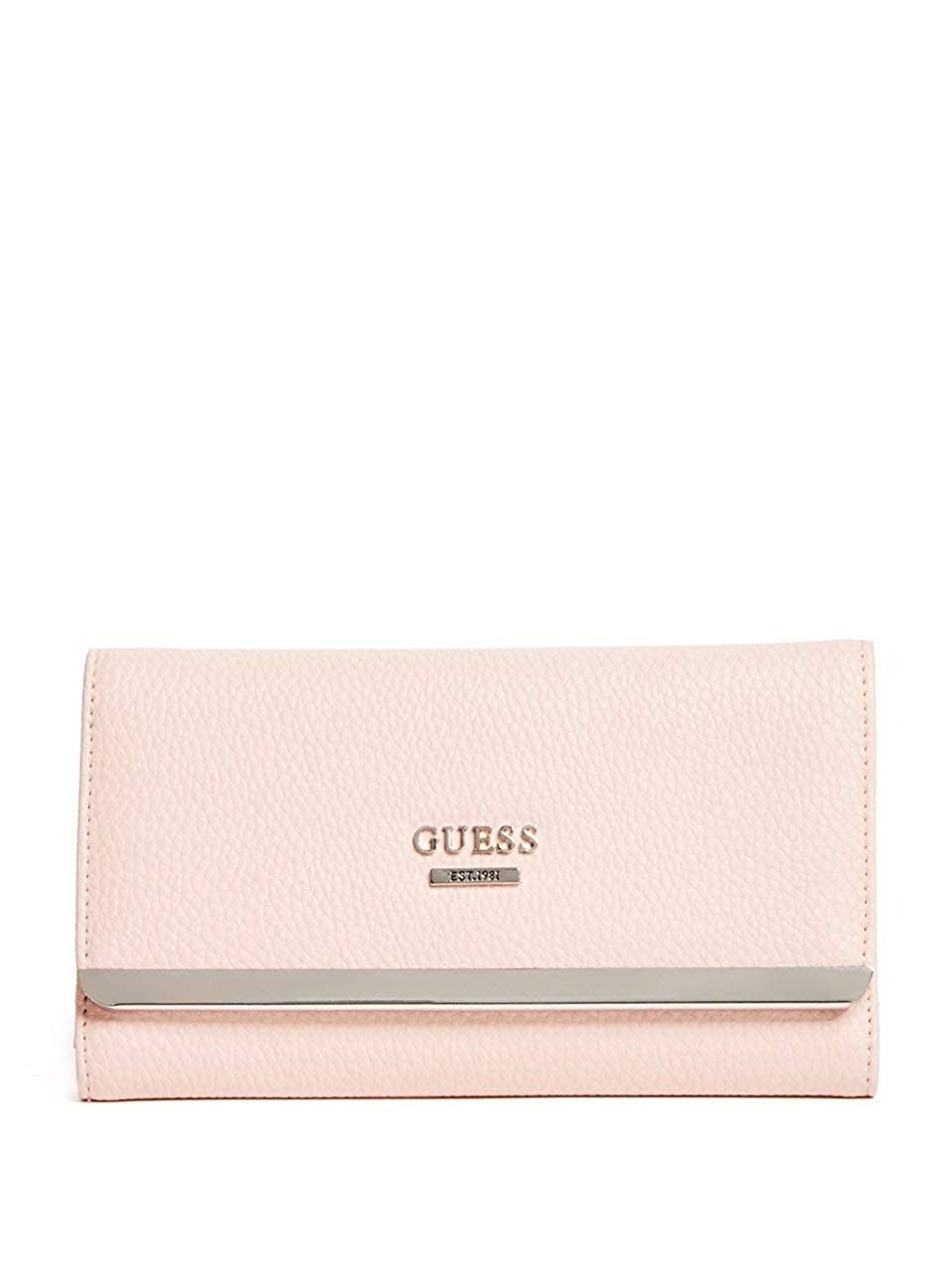 Amazon.com: Guess Factory - Cartera larga para mujer, talla ...