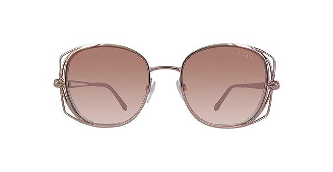Roberto Cavalli Rc1031-34U-Pink Gafas de sol, Rosa (Pink ...
