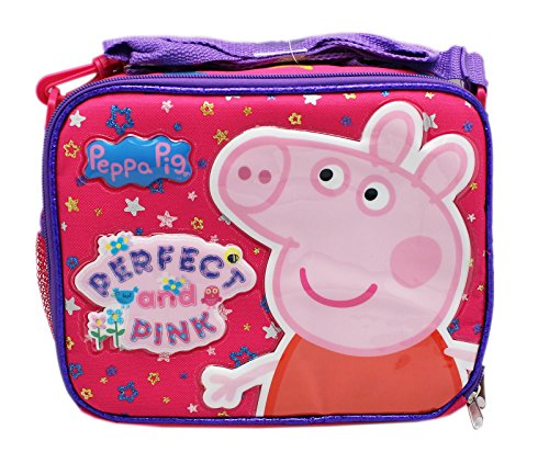 Peppa Pig Perfect and Pink Lunch Cooler Bag -