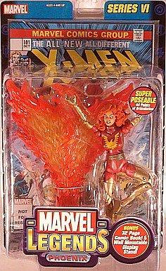 Marvel Legends Series 6 > Dark Phoenix action figure