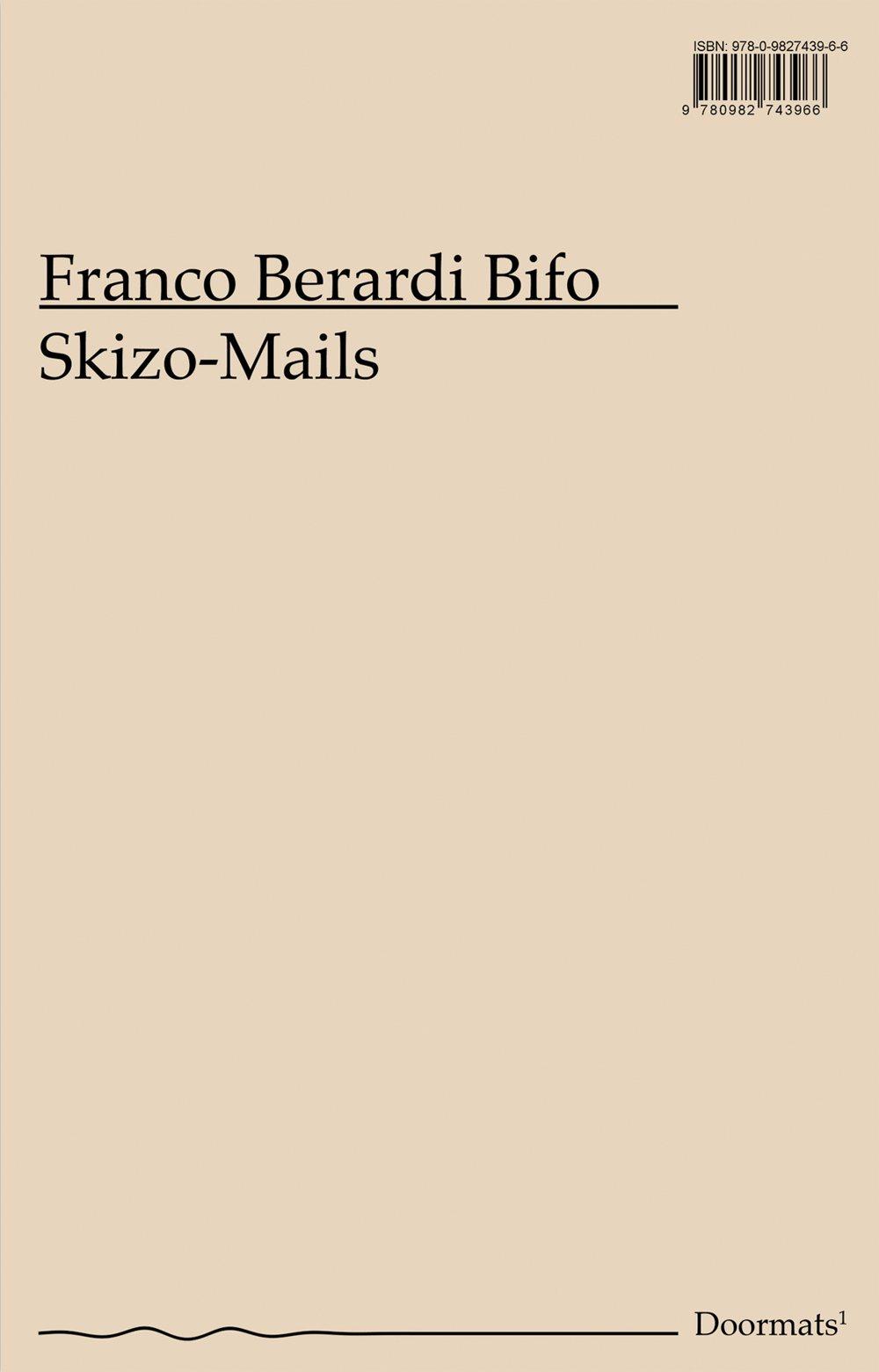 Read Online Skizo-Mails (Doormats) pdf epub