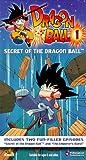 Dragon Ball - Secret of Dragon Ball (Vol. 1)(Episodes 1 & 2) [VHS]