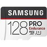 New MB-MJ128GA/APC 09S-MCSDXC128GBP Samsung Pro Endurance Micro SDCARD (SD Adapter) 128GB.