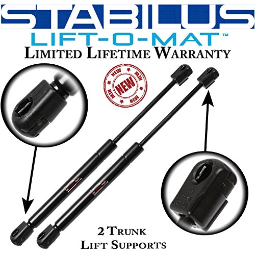 Qty (2) Stabilus Sachs SG430020 Convertible & Coupe Rear Trunk Lift Supports Struts Shocks (2007 Corvette Convertible)