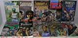 img - for Bluford Series Ten Book Bundle Collection Includes: Brothers in Arms - Promises To Keep - Shattered - Blood Is Thicker - Schooled - Summer of Secrets - The Fallen -Survivor - Breaking Point - Gun book / textbook / text book
