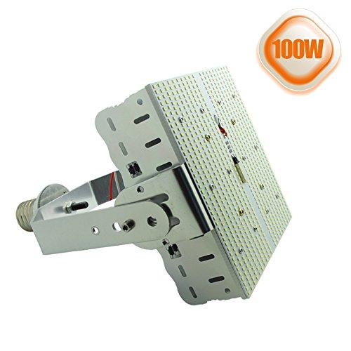 400 Watt High Pressure Sodium Flood Light Fixture - 8