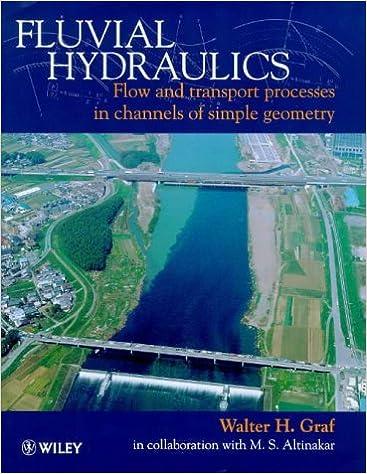 Fluvial Hydraulics (Civil Engineering)