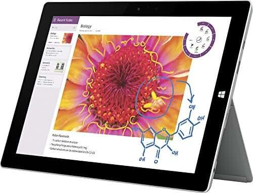 Microsoft Surface 3 Tablet (10.8-Inch, 32GB, Intel Atom, Windows 8.1 Pro)
