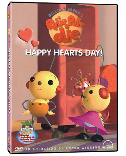 Rolie Polie Olie: Happy Hearts Day! ()