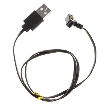 D DOLITY 1x Alambres de Cargador Magnético USB 2,0 a 4 Pin ...