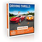 Buyagift Driving Thrills Gift Experiences Box - 460 driving experience days on tracks and courses across the UK