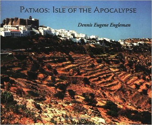 Book Patmos: Isle Of The Apocalypse