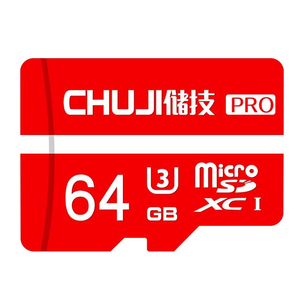 LQNCK Tarjeta de Memoria TF de Alta Velocidad 64GB Teléfono ...